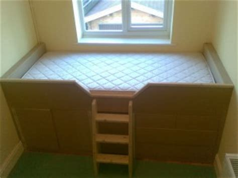 Built In Cabin Beds by Built In Childrens Cabin Bed With Drawers Guildford Surrey