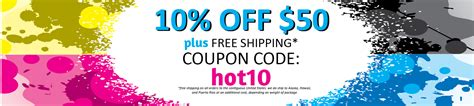 hot themes coupon ink and toner replacement for hp dell canon epson