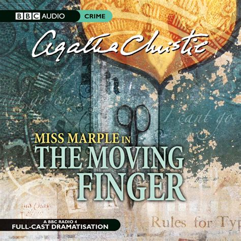 the moving finger miss miss marple in the moving finger dramatisation van agatha christie bij luisterboeken nl
