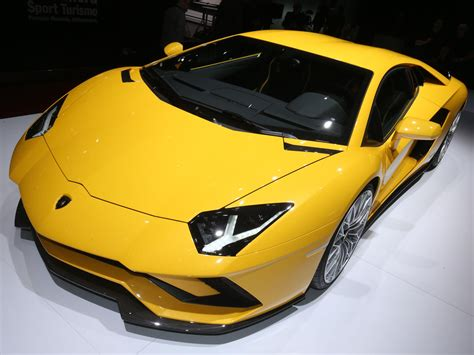The Story Of Lamborghini And These 40 Cars Prove Geneva Is The Best Auto Show In The