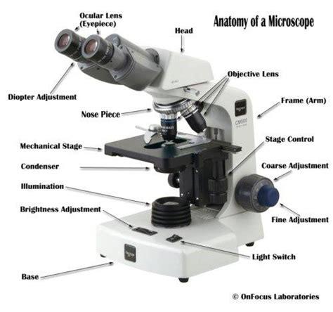 Condenser Adjustment Knob by Marine Bio Science With Dean At Miller Grove High School
