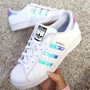 Adidas Originals Superstar Supercolor Zapatos C 56 by Adidas Adidas Superstar Holographic From Steffi S