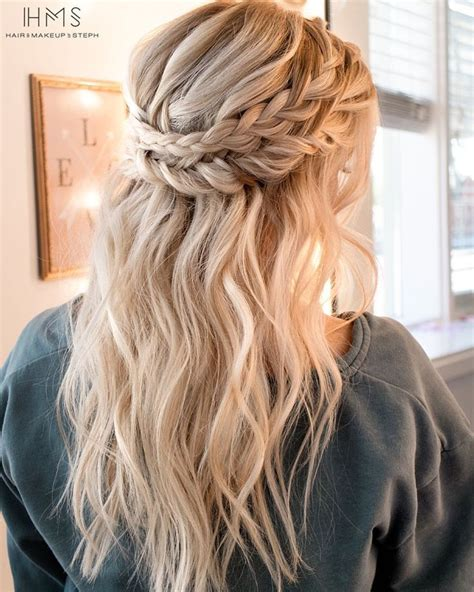 hanhs prom hair for dummies 5 different looks youtube 40 best valentine s blo inspo images on pinterest hair