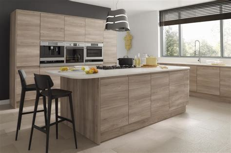 Kitchen Island Units Uk by Pisa Handle Less Replacement Kitchen Cabinet Doors