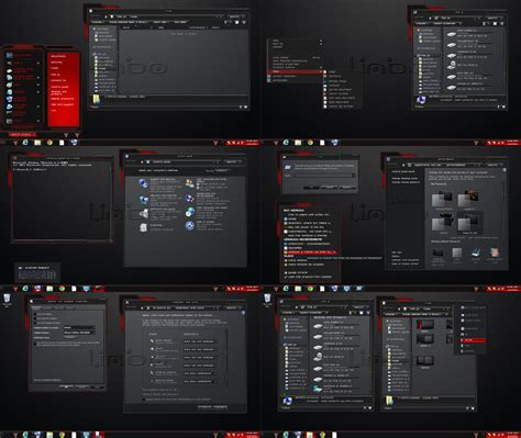 red themes for windows 8 1 windows 8 1 theme red limbo by tono3022 on deviantart