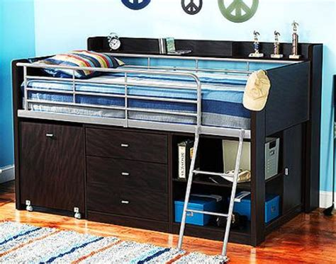 walmart bunk beds with desk walmart highly rated charleston storage loft bed with