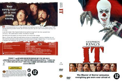 film it dvd covers box sk it 1990 tv high quality dvd