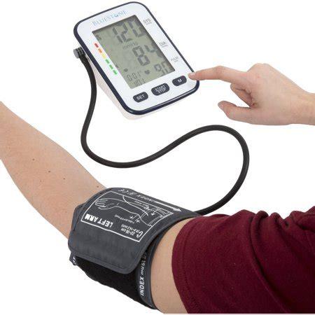 Automatic Blood Pressure bluestone automatic arm blood pressure monitor