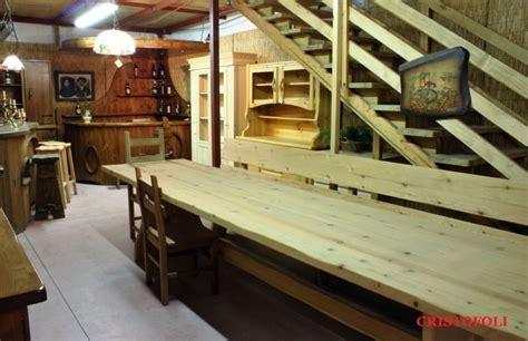 mobili per taverna usati cristofoli arredamenti e scale soggiorni tavoli e