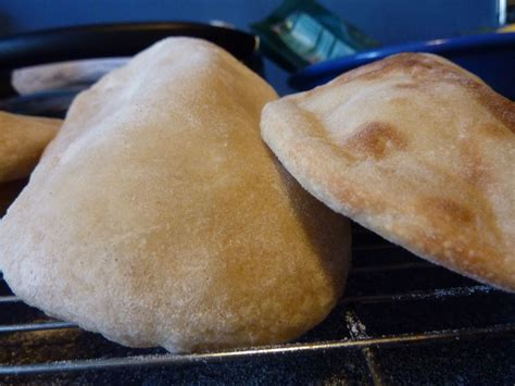 really simple sourdough pitta sourdough