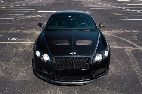 bentley continental gt3 r black black bentley continental gt3 r adv05r m v2 cs series