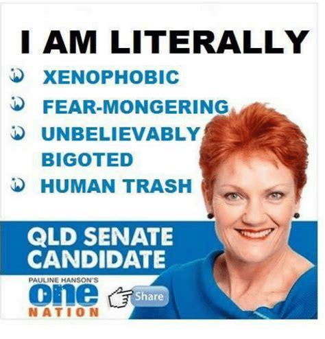 Pauline Hanson Memes - funny dank memes memes of 2016 on sizzle click