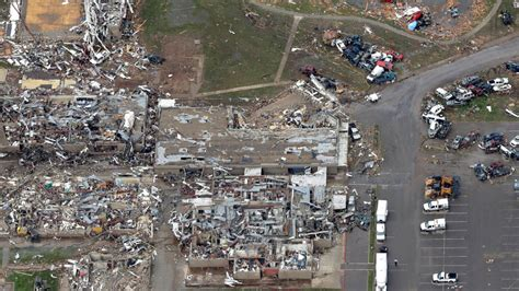 Icf Plans the moore oklahoma tornado a year after it killed 24