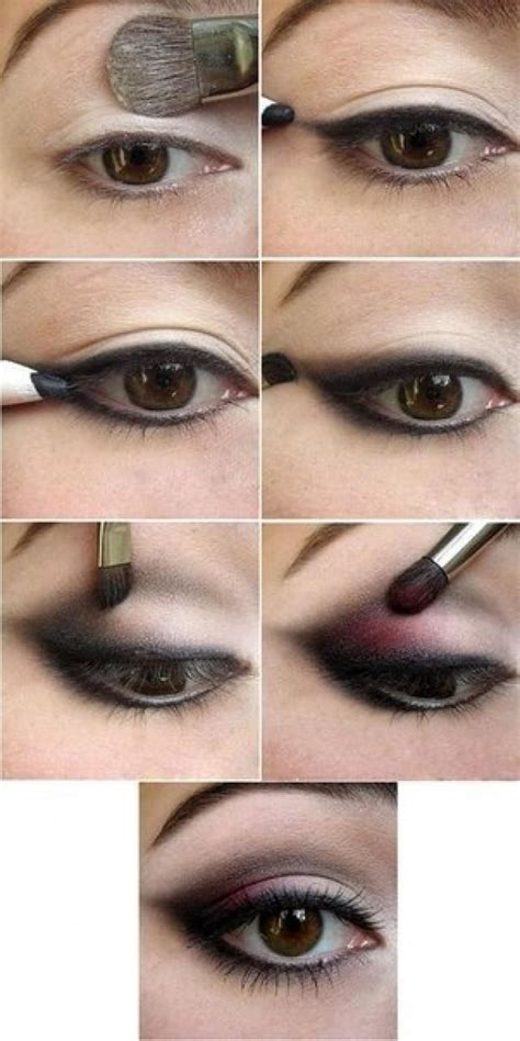 Make Up Tips To Look by Makeup Smokey Eye 2029588 Weddbook