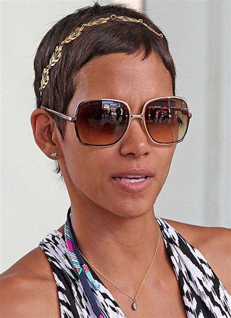 fiance s overreaction to new short hairstyle is over 164 best halle berry girlfriend images on pinterest