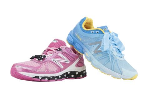 run disney minnie mouse shoes exclusive look at new balance 2014 rundisney shoes