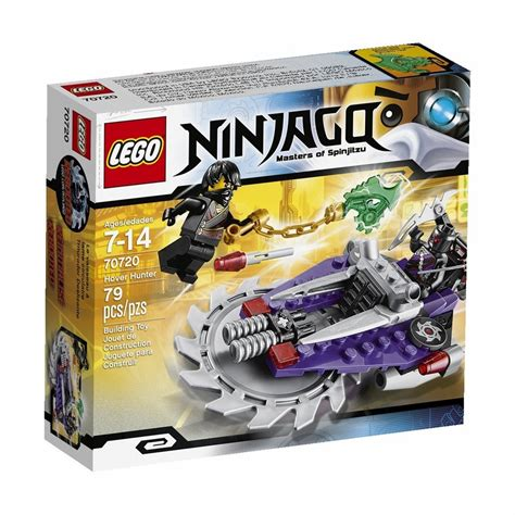 Lego Go Set 12 lego ninjago rebooted hover set 70720 on sale at
