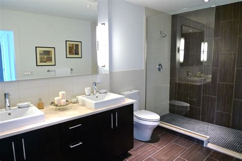 Gray Bathroom Ideas by Aventine Condos Building Profile In Edgwater Nj Featuring
