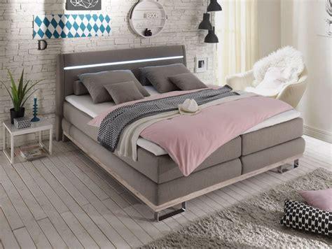 schlafzimmer oslo boxspringbett oslo 180x200 cm sandeiche schlamm