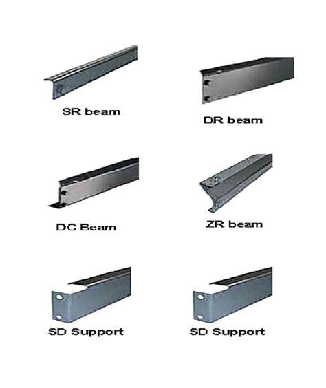 Rivet Rack Steel Shelving by Metroracks