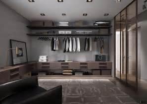 Huge walk in closet interior design ideas