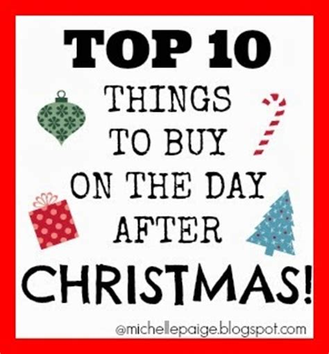 things to buy for day blogs top 10 things to buy on the day