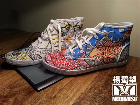 meerkatsu canvas shoe