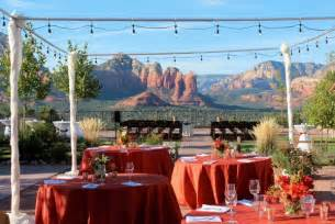 A Wedding With A View   Sedona Wedding Planners, Florists