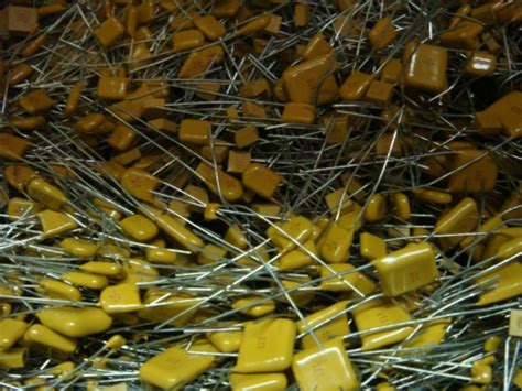 tantalum capacitors recycling scrap tantalum radial recycling gold silver recovery