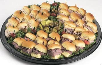 Cocktail Party Sandwiches - finger sandwiches platter serves 12 15 local delivery sandwich platters shoprite wines