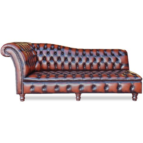 chaise longue chesterfield chesterfield chaise longue springvale chesterfields