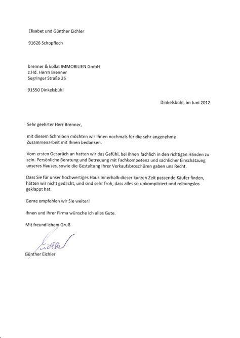 Mit Freundlichen Grüßen Ihr Vermieter Brenner Immobilien Gmbh Kundenstimmen Referenzen Verk 228 Ufer Vermieter