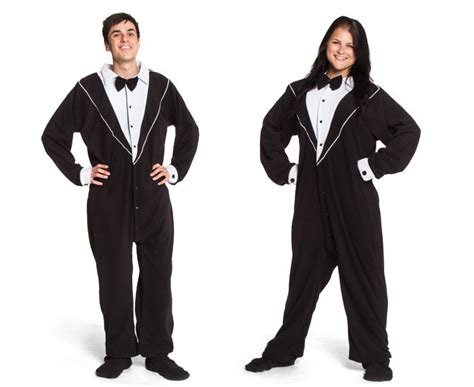 Bedroom Slippers For Men catchoftheday com au adult tuxedo onesie
