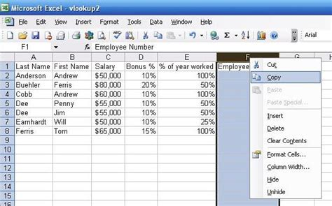 Excel Tipps Und Tricks F Uuml how to use vlookup in excel part ii some tips and