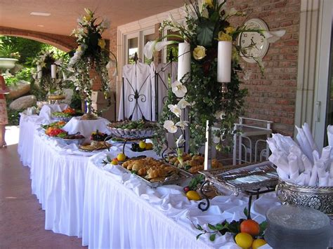 how to decorate a buffet table for a 11 best buffet images on buffet table