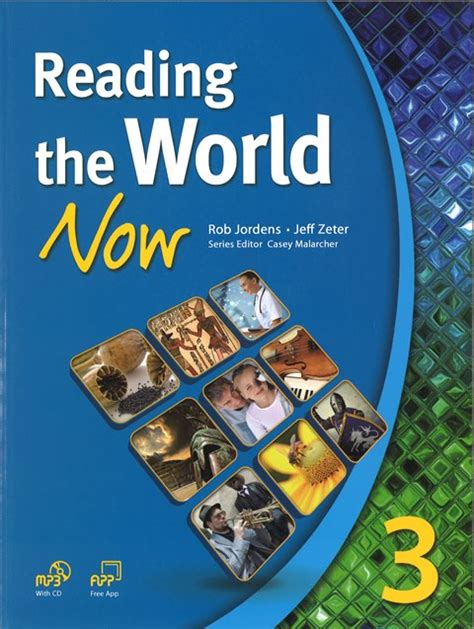 World Student Book 3 reading the world now 3 student book w mp3 cd ak books store