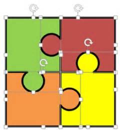 animated pieces puzzle 4 pieces clipart best