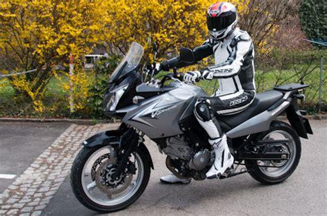 Sitzposition Enduro Motorrad by Wieder Unterwegs Am Motorrad Suzuki V Strom 650 Anders