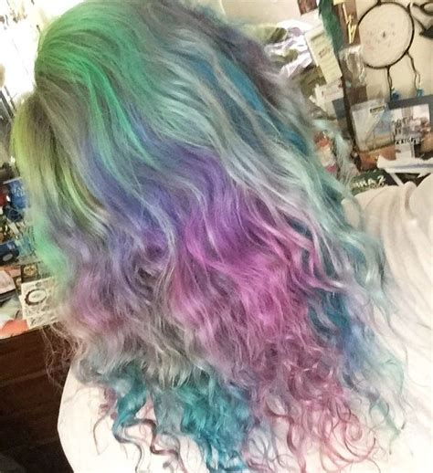 why do color their hair why do some teenagers dye their hair different colors quora