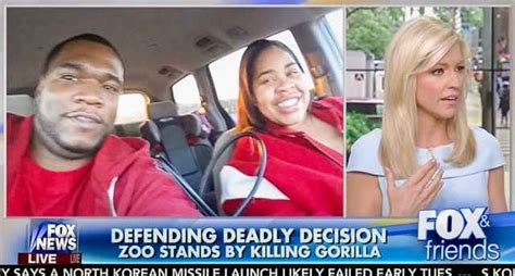 Gorilla Parents Criminal Record Fox News Brings Up Criminal Record Of The Child S To Blame Him For The Gorilla