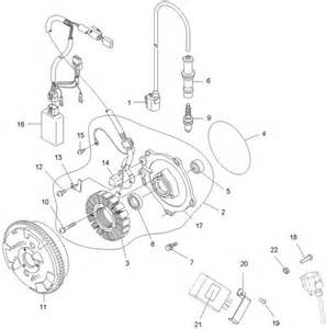 2007 polaris scrambler 500 4x4 electrical ignition system wiring