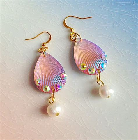 Chocker Mermaid Shell Pink 1000 images about all sorts of things on