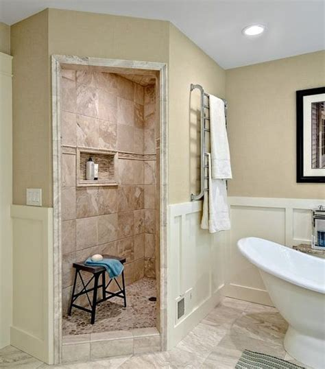 Pros And Cons Of Glass Shower Doors Pros And Cons Of A Walk In Shower