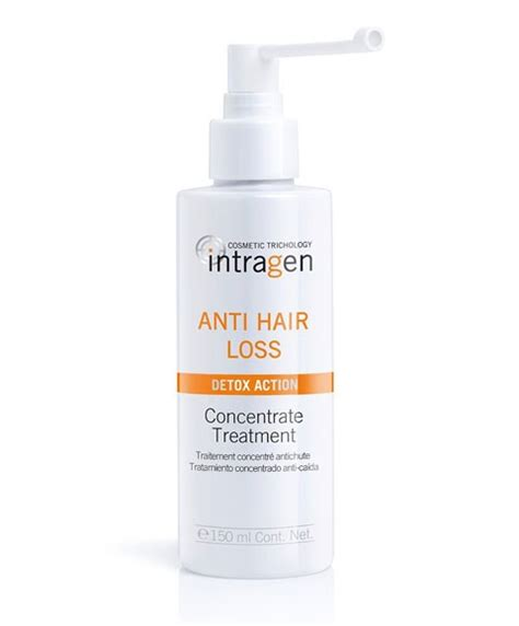 Anti Detox by Intragen Intragen Anti Hair Loss Detox