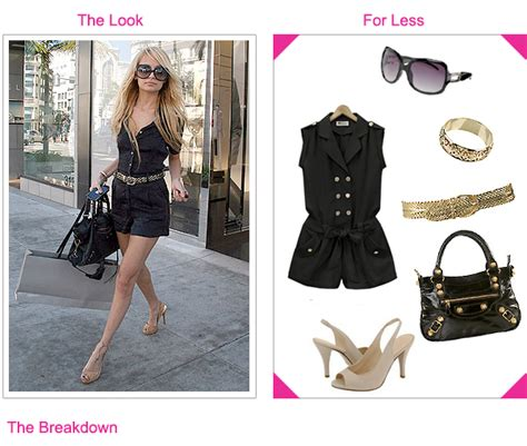 Richies Look For Less Bglam by Richie Get The Look For Less The