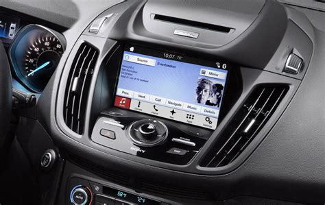 ford sync android ford s sync 3 infotainment system adds apple carplay and android auto new apps also in the mix