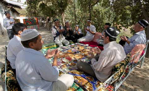 who recommends regulation of muslim holidays in tajikistan