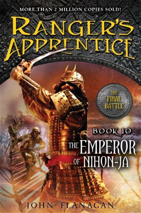 The Ranger S Apprentice Collection the emperor of nihon ja they shall walk
