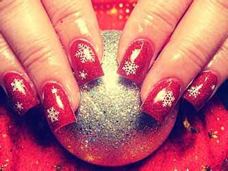 faux ongles decoration noel decoration ongle pour noel deco ongle fr