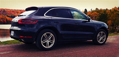Porsche Macan Trunk Space by 2015 Porsche Macan S Review Drive It Don T Load It Gcbc